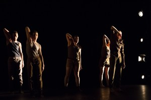 Choreographer Daisy Farris presents Silence the Song in Them at Resoloution 2014.